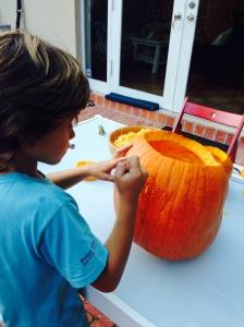 João carving