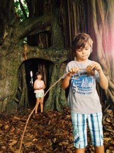 Natureza Antes que eles crescam