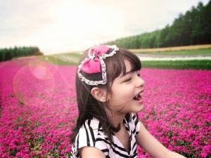 flor di fita Antes que eles crescam