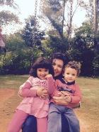Bartira e Filhos antes que eles crescam
